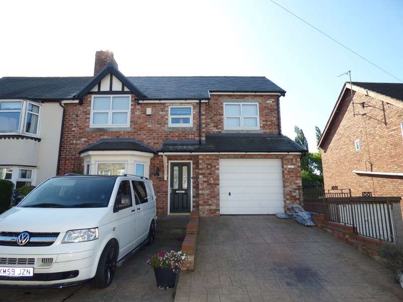 3 Bedrooms Property for sale in Grange Avenue, Grangefield , Stockton-on-Tees, Cleveland, TS18 4LU