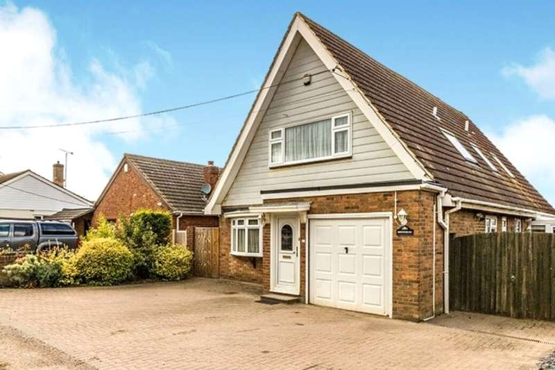 5 Bedrooms Detached House for sale in Parish Road, Minster On Sea, Sheerness, ME12