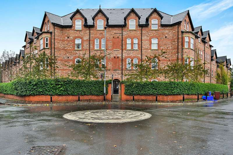 2 Bedrooms Apartment Flat for sale in St. Pauls Road, Withington, Manchester, M20