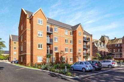 2 Bedrooms Flat for sale in Swinden Court, Trinity Road, Darlington, Co Durham