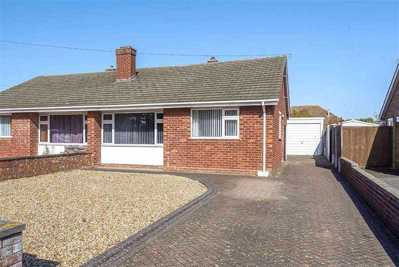 3 Bedrooms Semi Detached Bungalow for sale in High View, Bedford