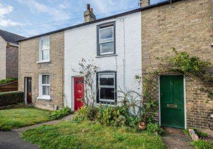2 Bedrooms Terraced House for sale in Girton, Cambridge