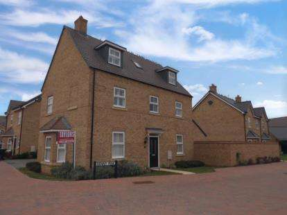 4 Bedrooms Detached House for sale in Denny Rise, Biggleswade, Bedfordshire
