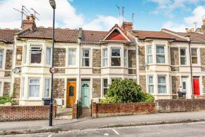 3 Bedrooms Terraced House for sale in Bloomfield Road, Bristol, Somerset