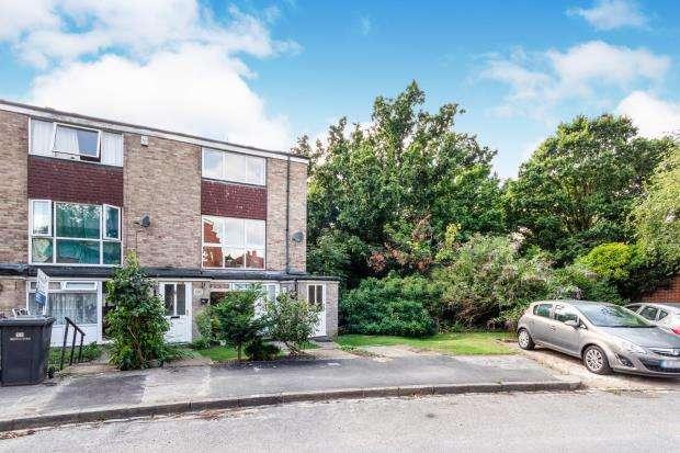 2 Bedrooms Maisonette Flat for sale in Reading, Berkshire, .