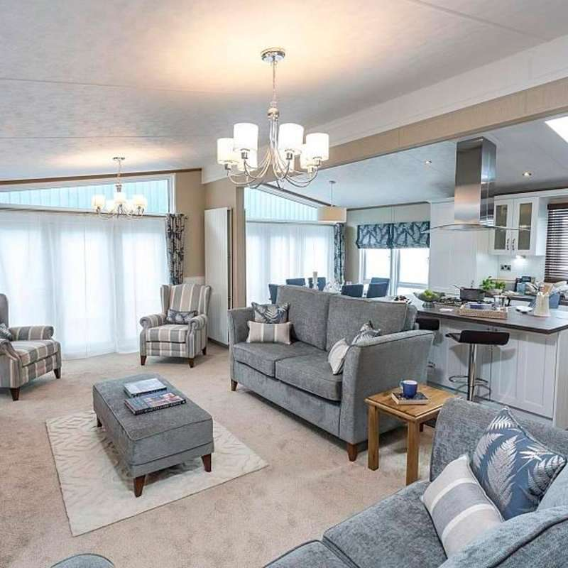 2 Bedrooms Detached Bungalow for sale in Pheasants View, Ribby Hall Village, Ribby Road