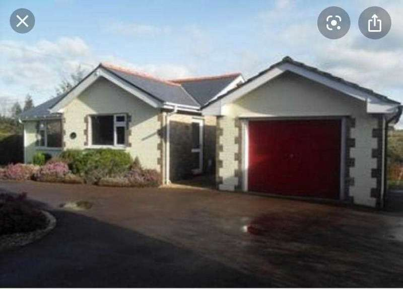 2 Bedrooms Bungalow for sale in Bowesfield Bungalow, Pencoedcae