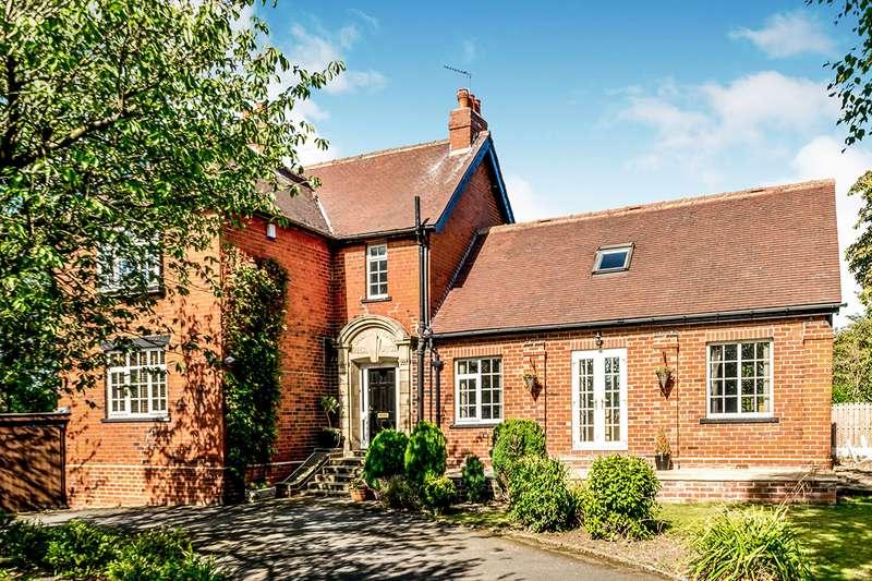 4 Bedrooms Detached House for sale in Station Road, Scholes, Leeds, LS15
