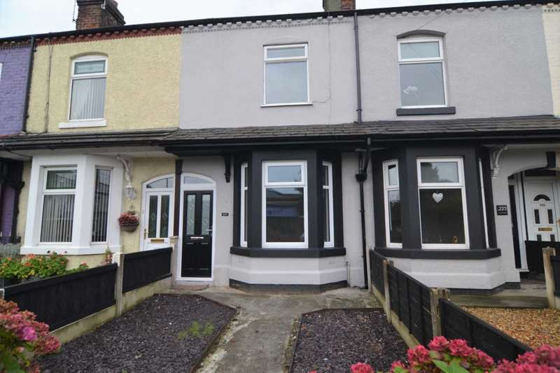 2 Bedrooms Terraced House for sale in Crow Lane East, Newton Le Willows