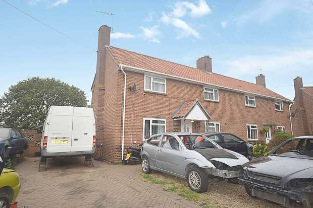 3 Bedrooms Semi Detached House for sale in School Lane, Harleston, Norfolk, IP20 9HG