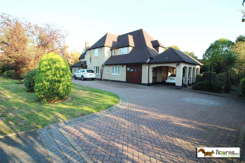 5 Bedrooms Detached House for sale in Woodlands Avenue, Walsall