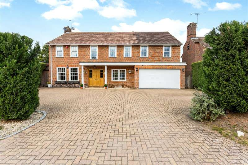 5 Bedrooms Detached House for sale in Wood End Close, Farnham Common, Buckinghamshire, SL2