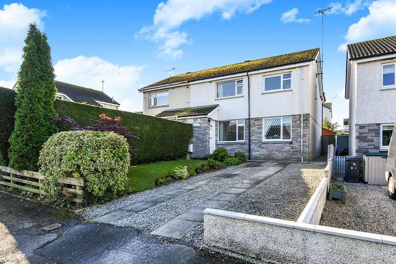 4 Bedrooms Semi Detached House for sale in Carruchan Place, Cargenbridge, Dumfries, DG2
