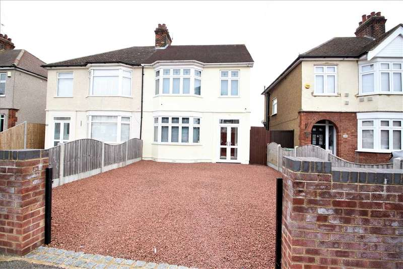 4 Bedrooms Semi Detached House for sale in Rectory Road, Grays