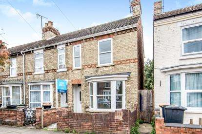 3 Bedrooms End Of Terrace House for sale in Gratton Road, Bedford, Bedfordshire