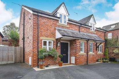 2 Bedrooms Semi Detached House for sale in Tyler Street, Alderley Edge, Cheshire