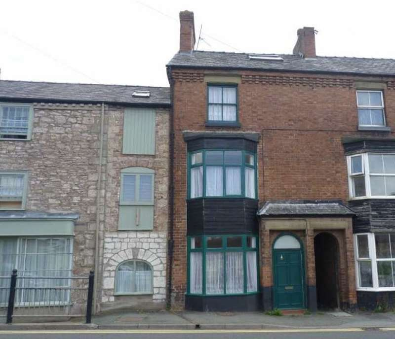 3 Bedrooms Terraced House for sale in 1 Belle Vue, North Road, Llanymynech