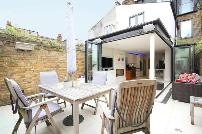 4 Bedrooms Terraced House for rent in Cornwall Grove, London, W4