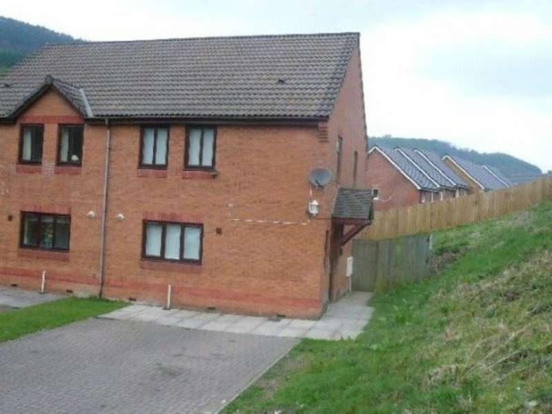 3 Bedrooms Semi Detached House for sale in Cwrt Y Babell, Cwmfellinfach NP11