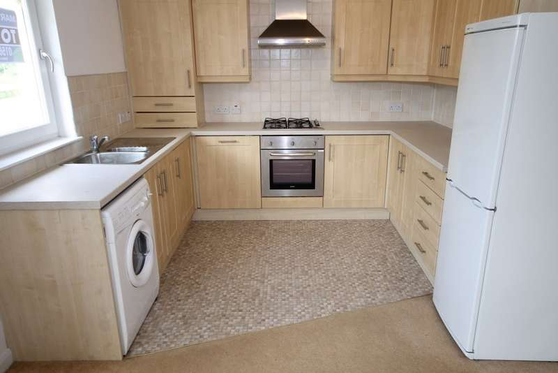 2 Bedrooms Apartment Flat for sale in STEWARTON, Cocklebie Road KA3