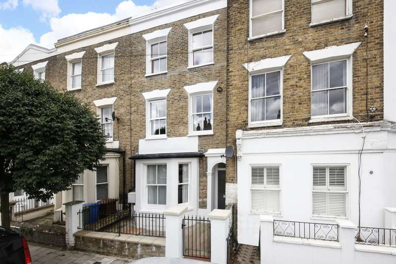 4 Bedrooms House for sale in Crystal Palace Road, East Dulwich