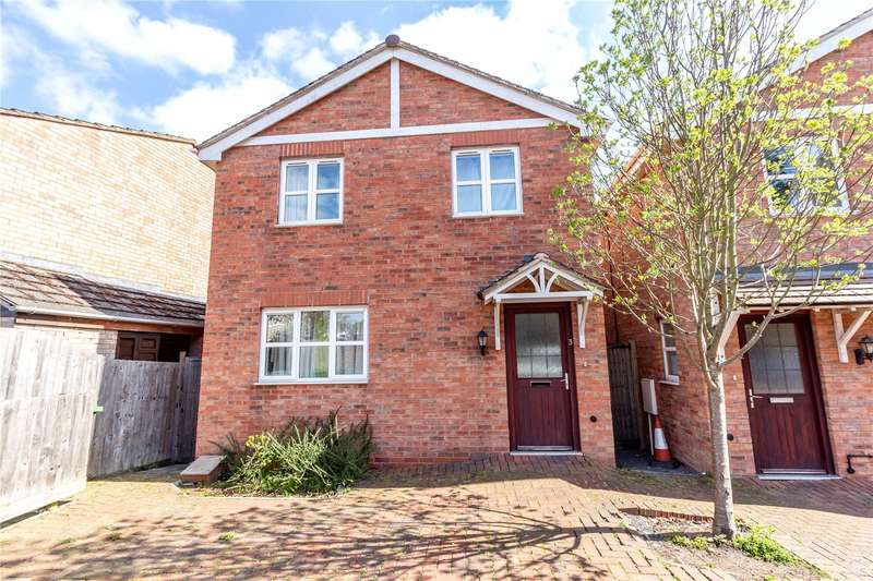 4 Bedrooms Detached House for sale in Henwick Green, Henwick Road, Worcester WR2