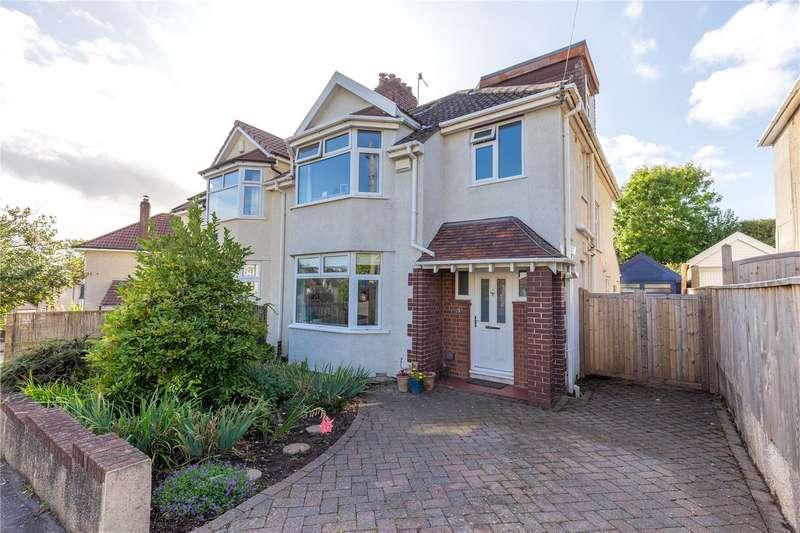 4 Bedrooms Property for sale in Hillsdon Road, Westbury-On-Trym, Bristol BS9