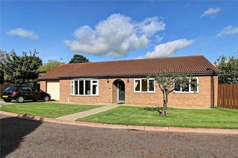 3 Bedrooms Detached Bungalow for sale in Windsor Court, Shildon, County Durham, DL4