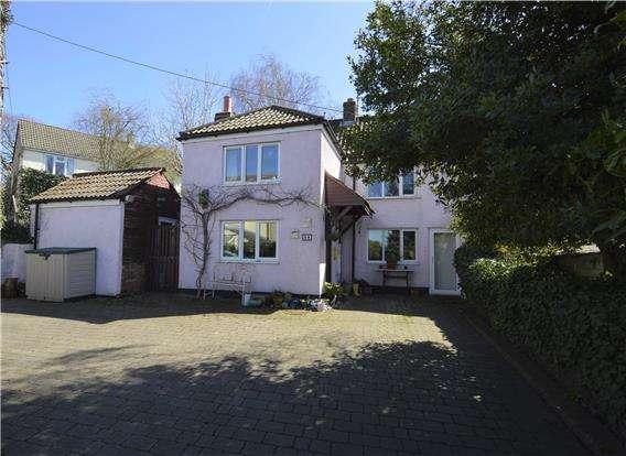 4 Bedrooms Cottage House for sale in Brockridge Lane, Frampton Cotterell, BRISTOL, BS36 2HU