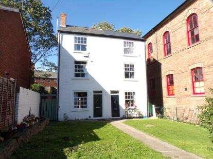 2 Bedrooms Semi Detached House for sale in Basford Road, Nottingham, Nottinghamshire