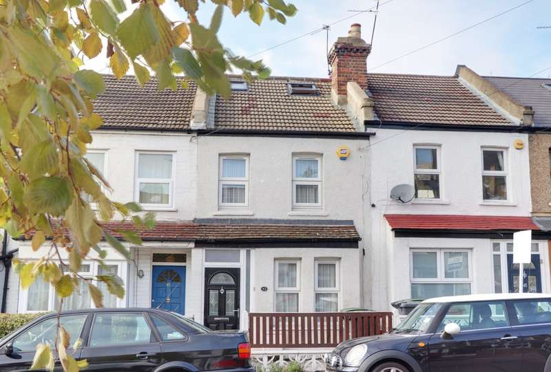 3 Bedrooms Terraced House for sale in Ringslade Road N22 (Alexandra Park Borders)