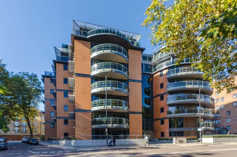 4 Bedrooms Flat for sale in Park Road, Regent's Park, NW8