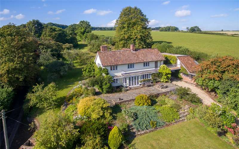 4 Bedrooms Farm Commercial for sale in Combe Florey, Taunton, Somerset, TA4