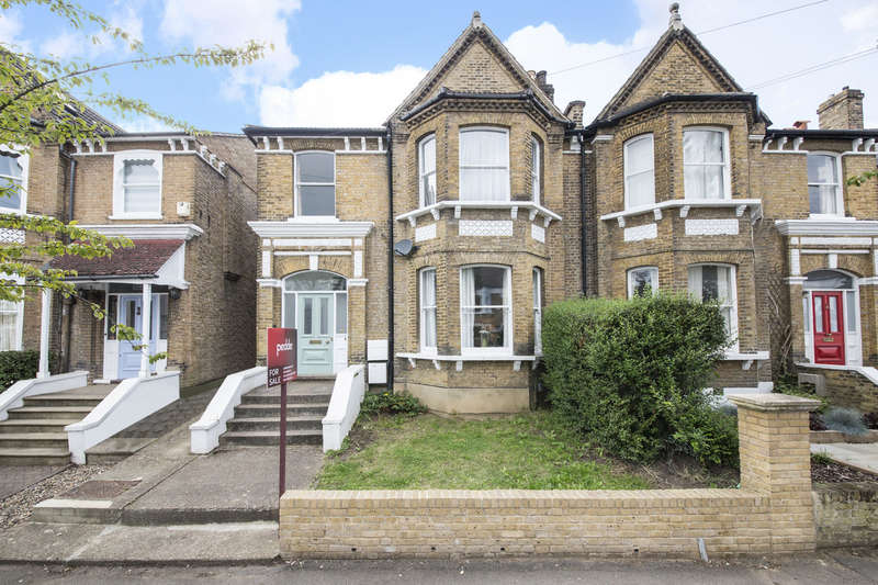 3 Bedrooms Apartment Flat for sale in Venner Road, Sydenham
