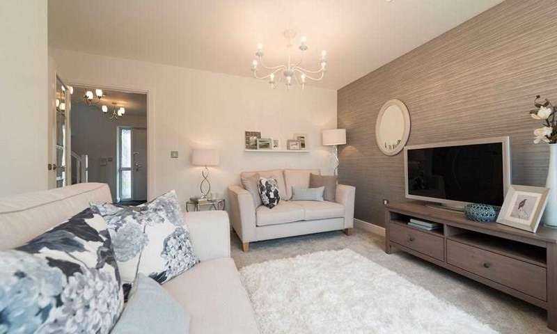 3 Bedrooms End Of Terrace House for sale in The Liveley, Oaktree Grange, Leyland