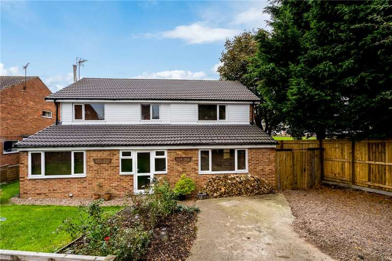 4 Bedrooms Detached House for sale in Barbondale Grove, Knaresborough, North Yorkshire