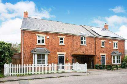 4 Bedrooms Detached House for sale in Milestones, Biggleswade, Bedfordshire