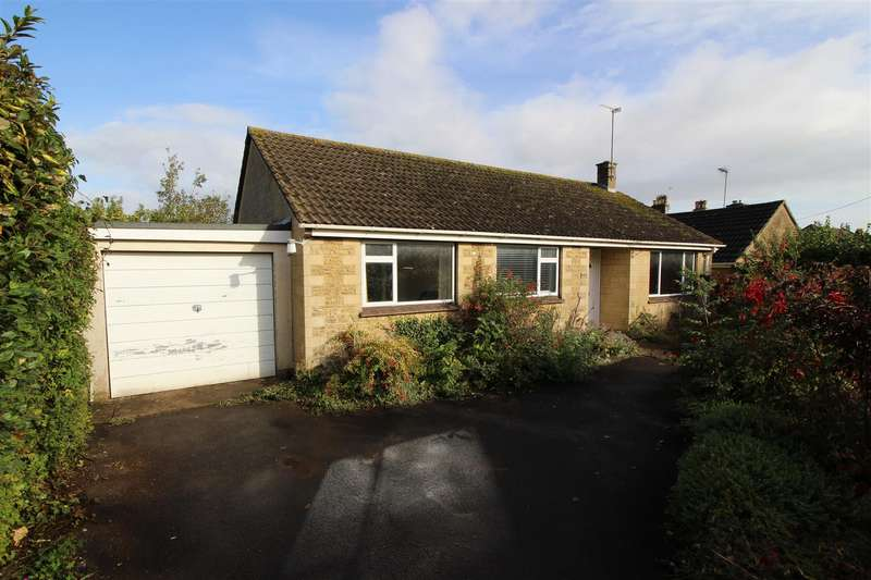 3 Bedrooms Bungalow for sale in Purlpit, Atworth, Melksham