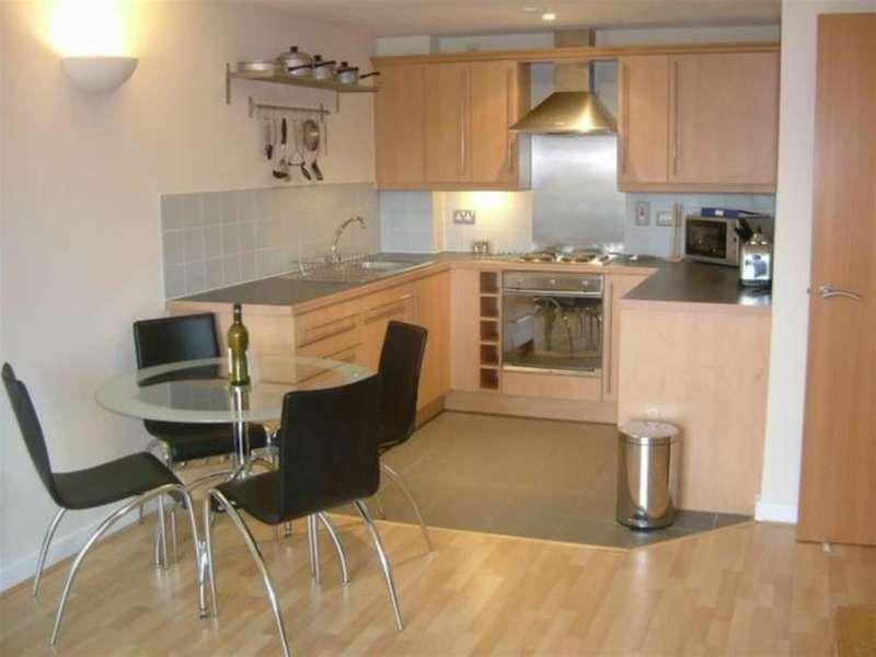 2 Bedrooms Flat for rent in Velocity East, 4 City Walk, Leeds, LS11 9BF
