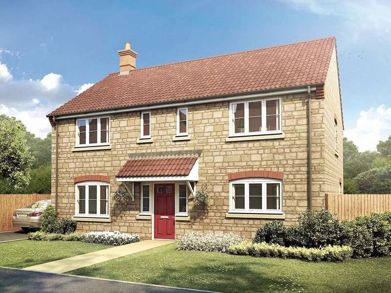 5 Bedrooms Detached House for sale in Plot 128 The Middlethorpe, Oakley Rise
