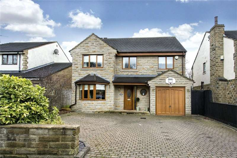 5 Bedrooms Detached House for sale in Old Bank Road, Earlsheaton, Dewsbury