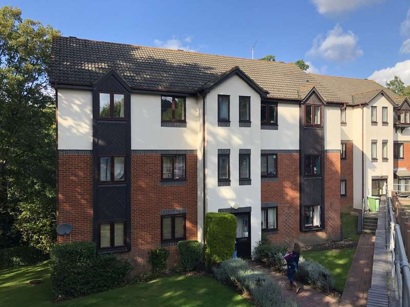 2 Bedrooms Flat for sale in Briarswood, Southampton SO16