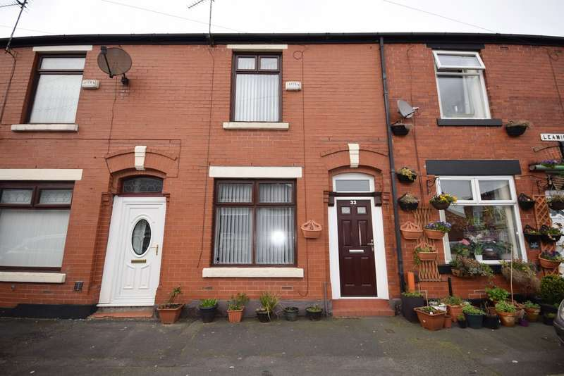 2 Bedrooms Terraced House for rent in Leamington Street, Rochdale OL12