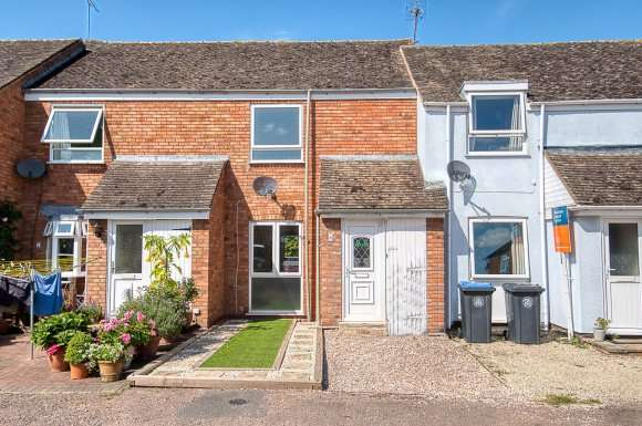 2 Bedrooms Terraced House for sale in Mill Court Shipston on Stour EPC C (72)
