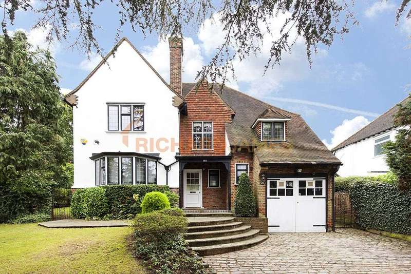 5 Bedrooms House for sale in Wise Lane, Mill Hill