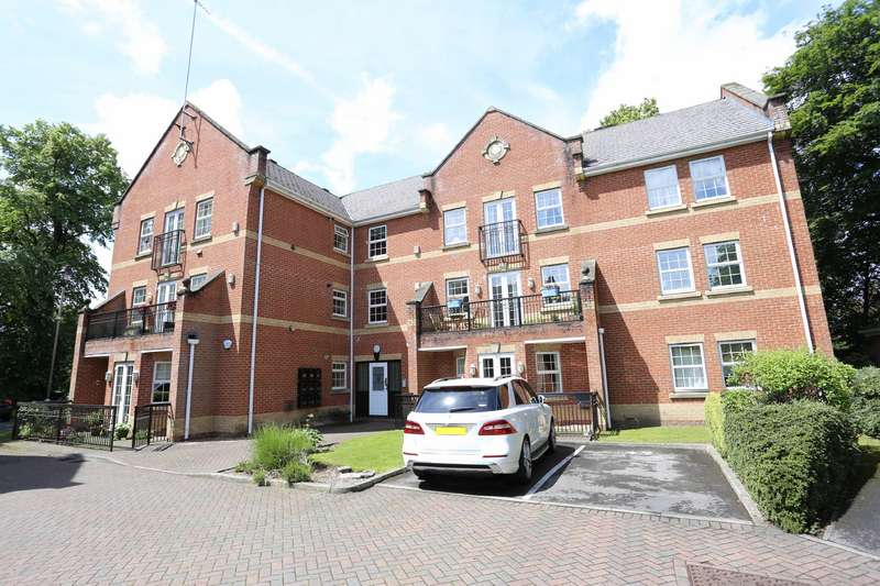2 Bedrooms Apartment Flat for sale in Holly Royde Close, West Didsbury, Manchester, M20