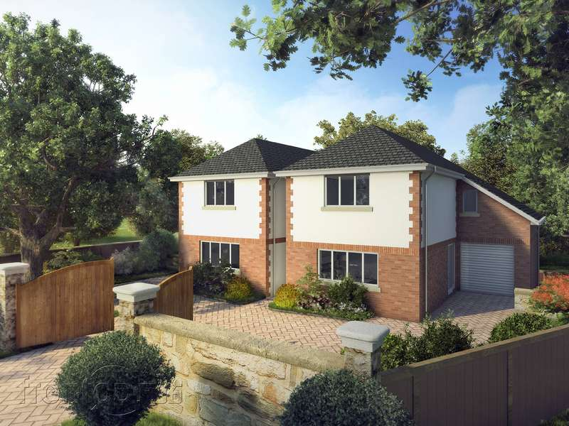 4 Bedrooms Detached House for sale in Hole House Fold, Romiley, Cheshire, SK6