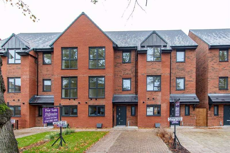 4 Bedrooms Terraced House for sale in 7 Wellington Road, Whalley Range, Manchester, M16