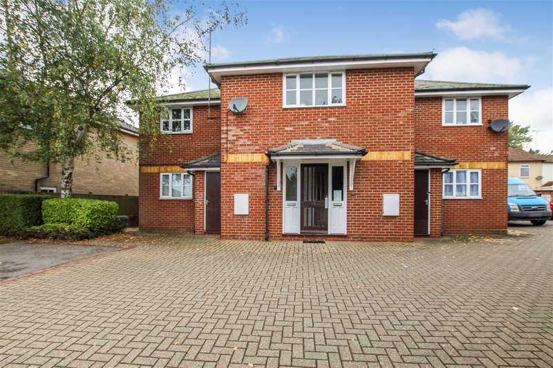 1 Bedroom Ground Flat for sale in Wing Road, Leighton Buzzard