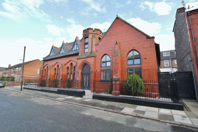 2 Bedrooms Property for sale in St. Thomas More Church Rundle Road L17